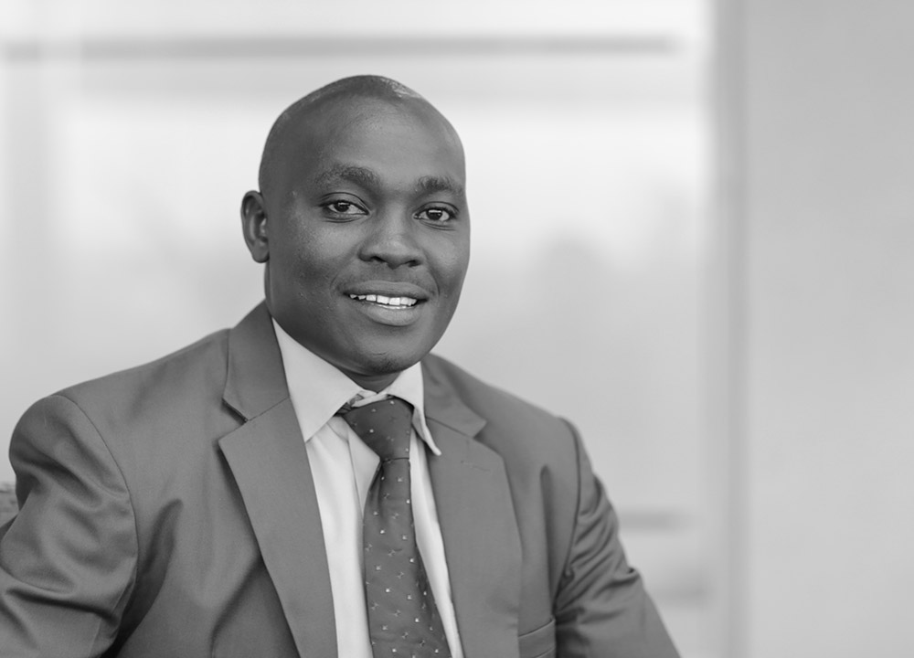 Peter Mwangi, Assistant Tax Manager